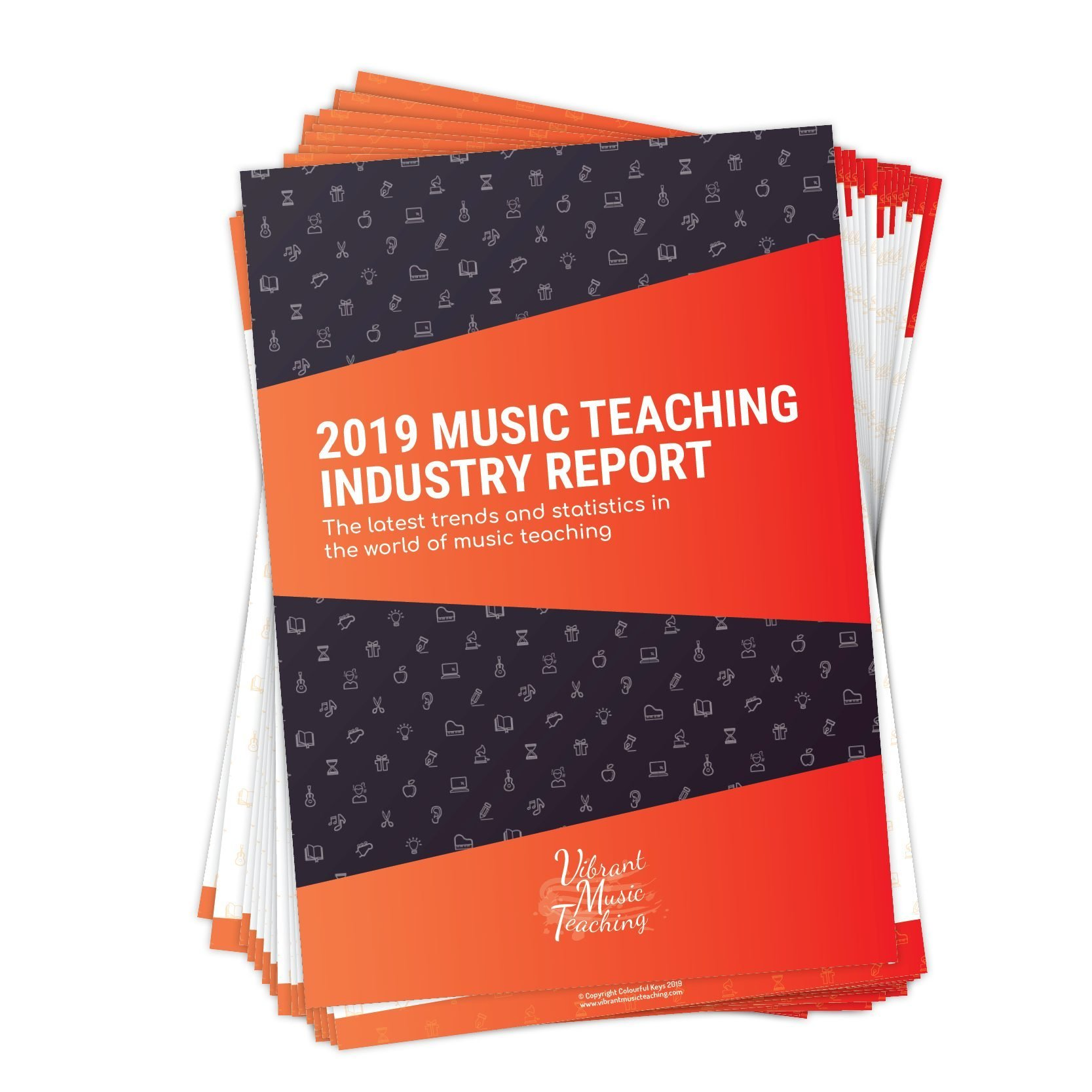 Vibrant Music Teaching 2019 Industry Report preview