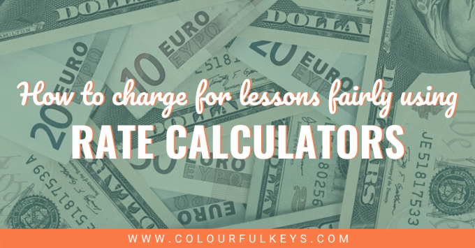 Music Lesson Rate Calculators facebook 2