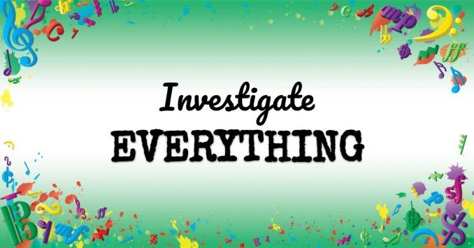 VMT079 Investigate Everything