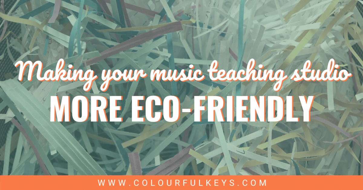 5 Changes for a More Eco-Friendly Music Teaching Studio facebook 2