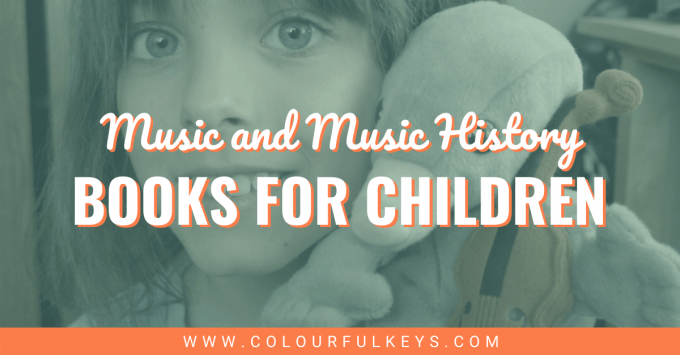 Music and Music History Books for Children facebook 2