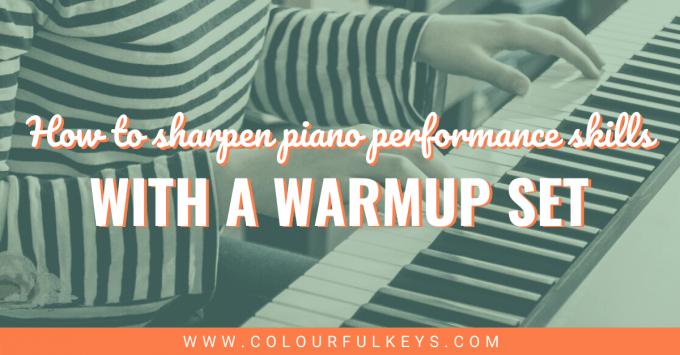Sharpening Piano Performance Skills with a Warmup Set FACEBOOK 2