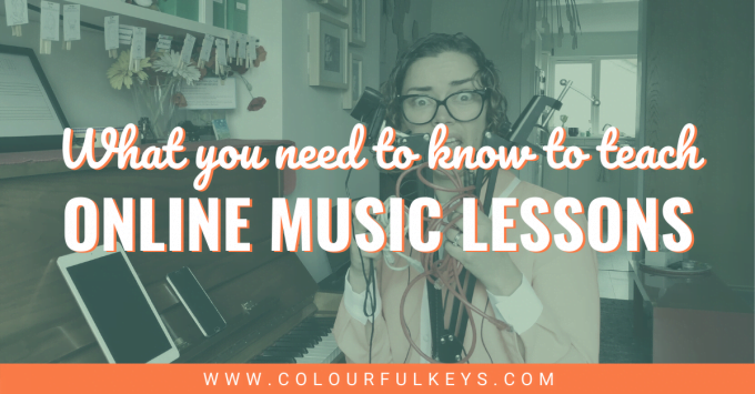 How to get started with online piano lessons