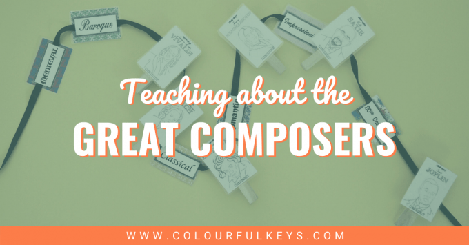 Teaching about the Great Composers 2