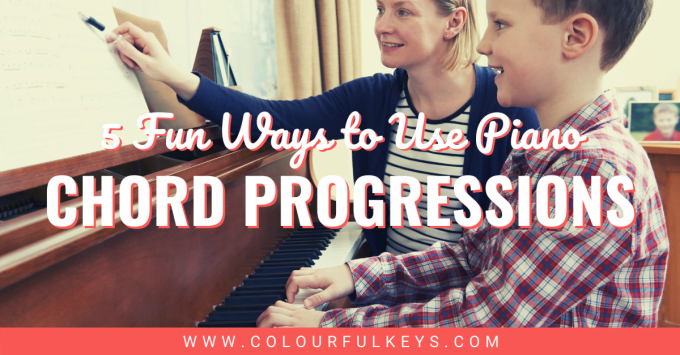5 Fun Ways to Use Piano Chord Progressions facebook 1
