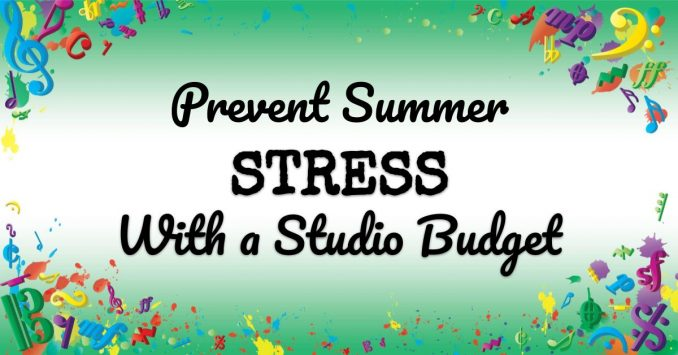 VMT098 Prevent Summer Stress With a Studio Budget