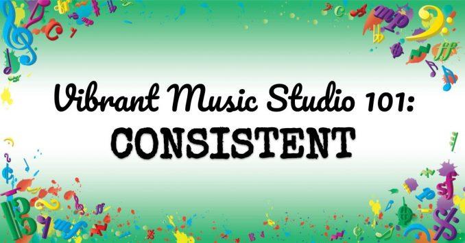 VMT102 Vibrant Music Studio 101 Consistent