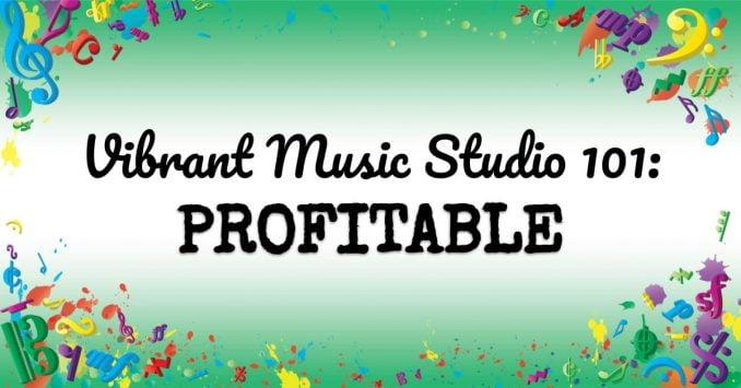VMT103 Vibrant Music Studio 101 Profitable