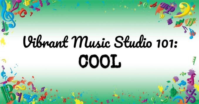 VMT106 Vibrant Music Studio 101 Cool