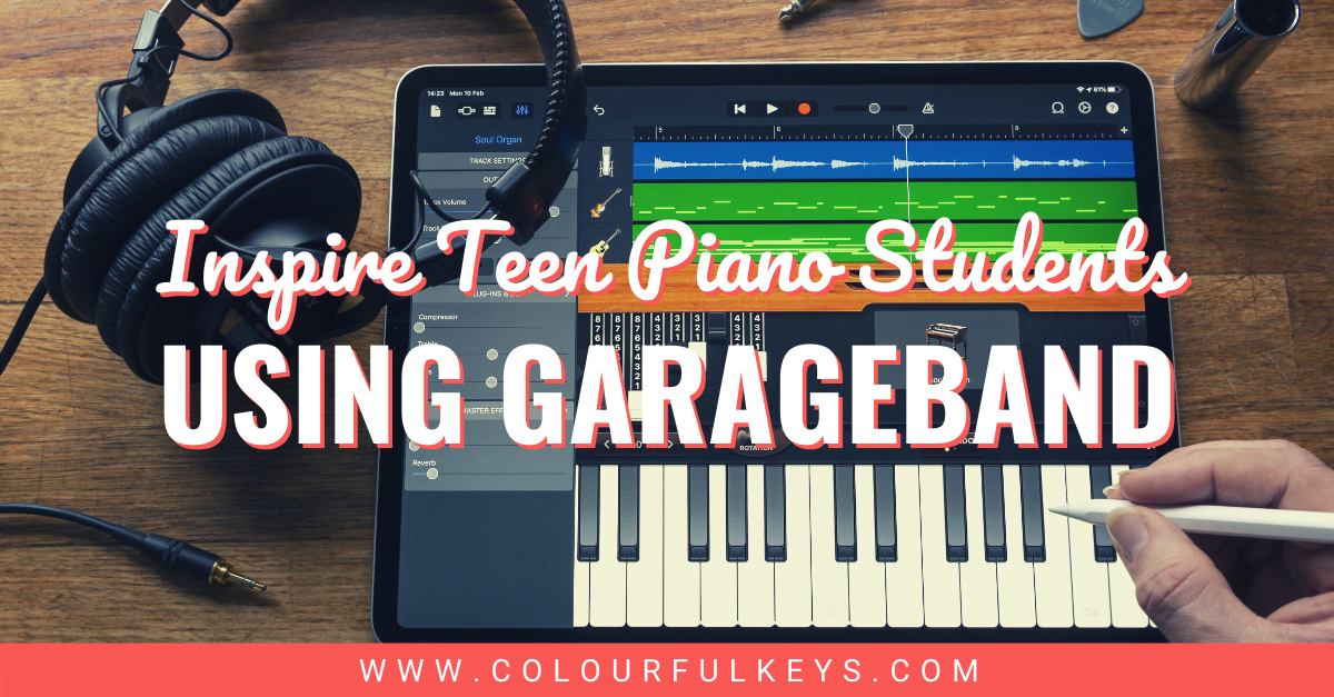 Garageband to the Rescue