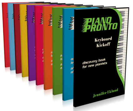 piano method books for beginners