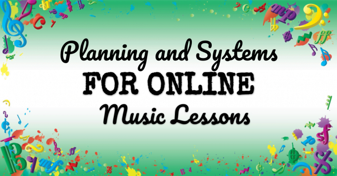 VMT114 Planning and Systems for Online Music Lessons