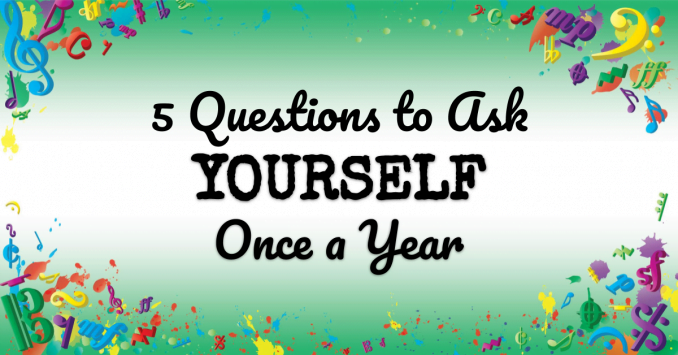 VMT126 5 Questions to Ask Yourself at Least Once a Year