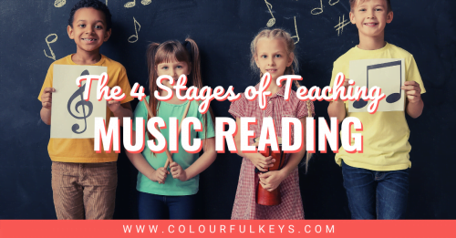 The 4 Stages of Teaching Music Reading facebook 1