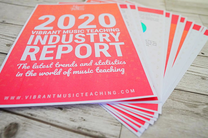 2020 Vibrant Music Teaching Industry Report