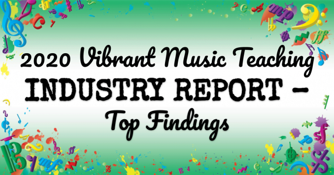VMT127 Top Findings from the 2020 Vibrant Music Teaching Industry Report