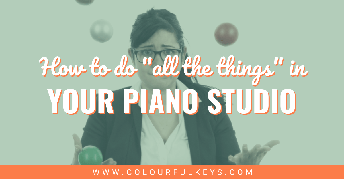 Doing All the Things in Your Piano Studio facebook 2