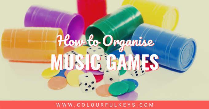 How to Organise Music Games Facebook 1
