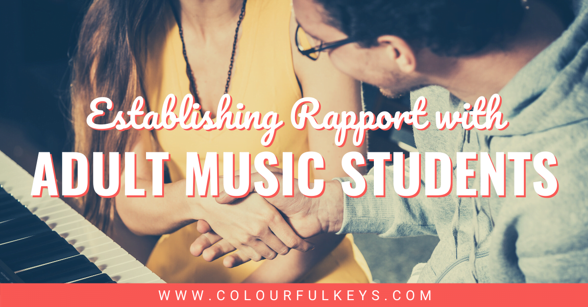 Establishing Rapport with Adult Music Students facebook 1