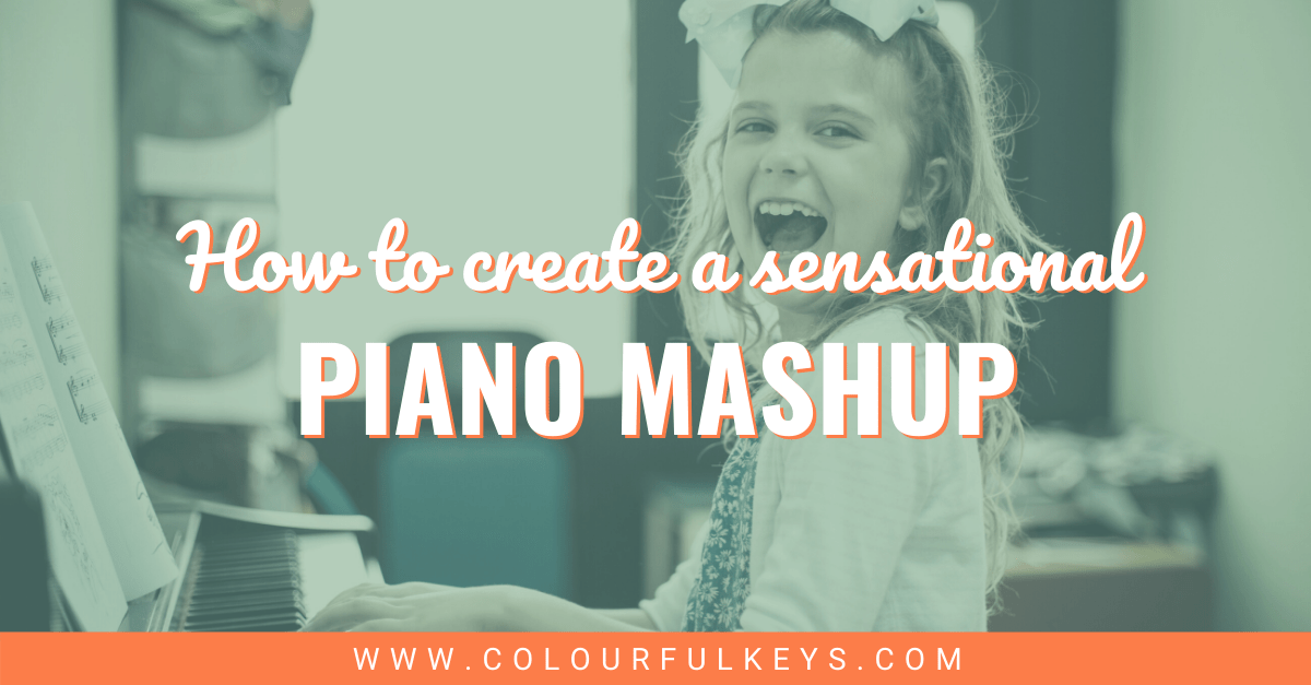 5 Steps to Create a Sensational Piano Mashup facebook 2