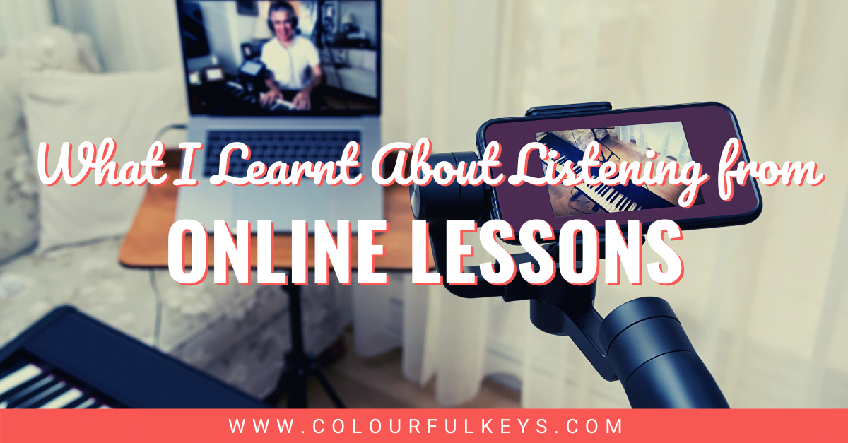 What I Learnt About Listening from Online Lessons facebook 1