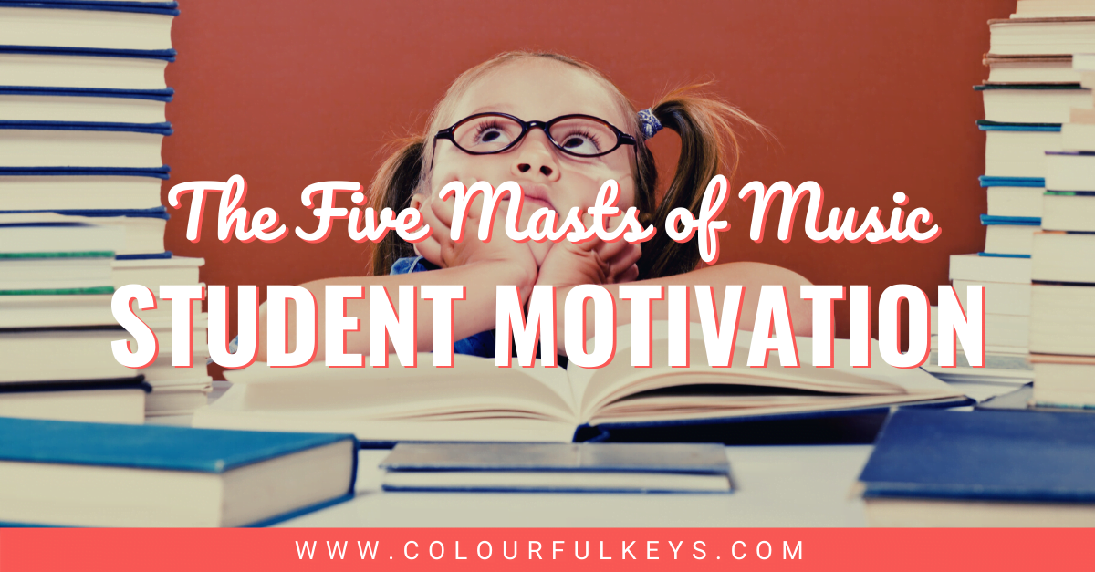 The 5 Masts of Music Student Motivation facebook 1