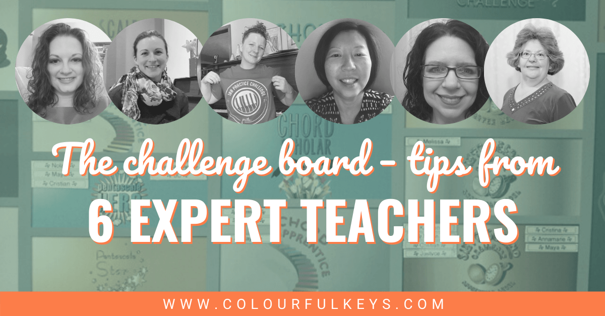 The Challenge Board – How 6 Teachers Motivate Piano Students facebook 2