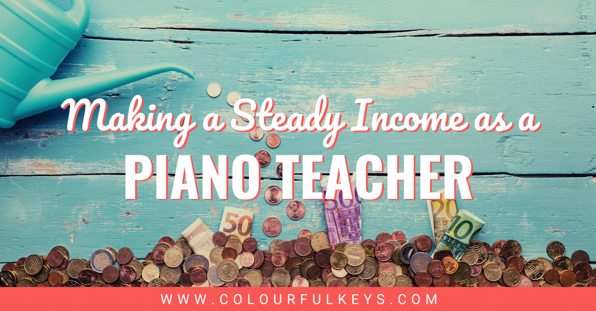 How to Make a Steady Income as a Piano Teacher facebook 1