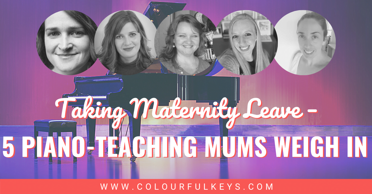 Taking Maternity Leave 5 Piano-Teaching Mums Weigh In facebook 1