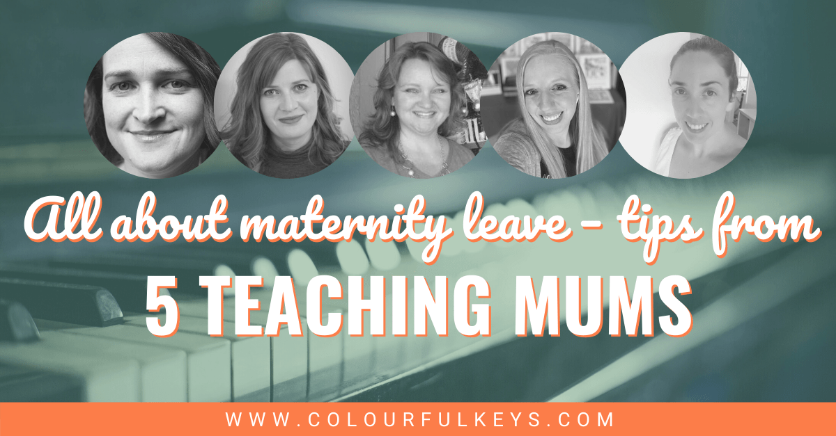 Taking Maternity Leave 5 Piano-Teaching Mums Weigh In facebook 2