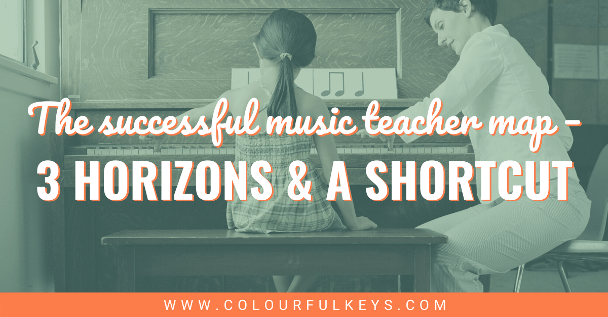 The Successful Music Teacher Map_ 3 Horizons and a Shortcut facebook 2a