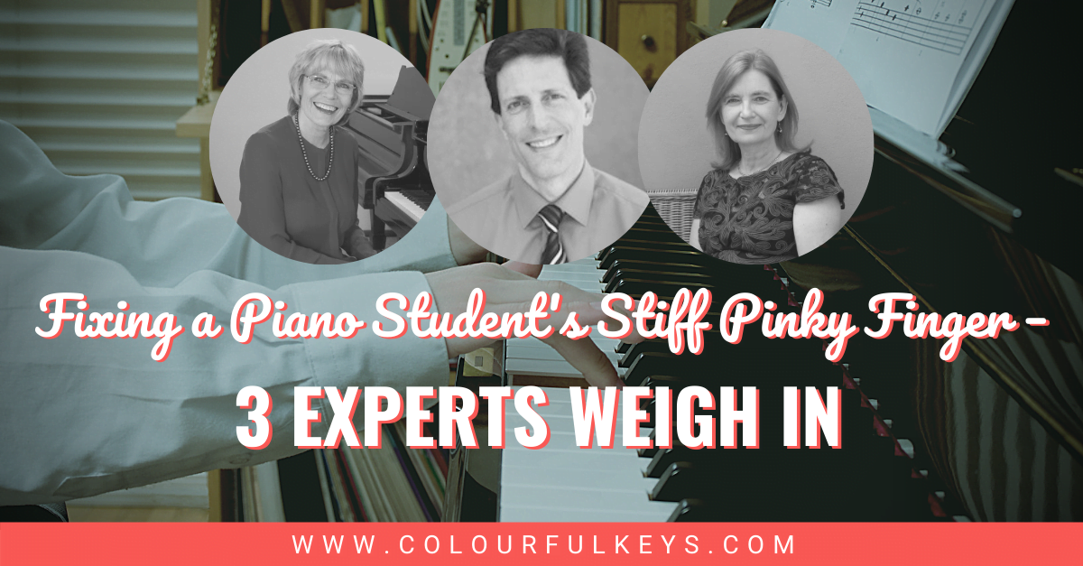Fixing a Piano Student's Stiff Pinky Finger 3 Experts Weigh In facebook 1