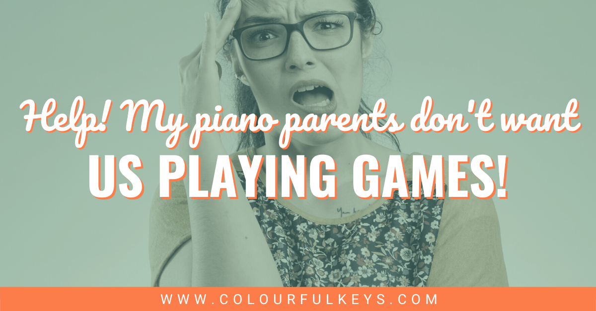 Help My Piano Parents Don't Want Us to Play Games facebook 2